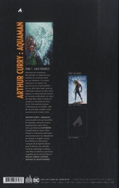 Verso de Arthur Curry : Aquaman -1- Eaux troubles
