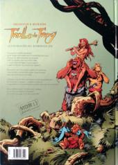 Verso de Trolls de Troy -10a2013- Les enragés du Darshan (II)