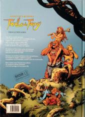 Verso de Trolls de Troy -11a2012- Trollympiades