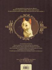 Verso de Le château des Animaux -1- Miss Bengalore