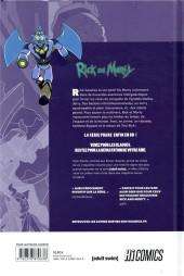 Verso de Rick and Morty -5- Tome 5