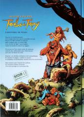 Verso de Trolls de Troy -14a2011- L'histoire de Waha