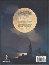 Verso de Lilith -1- Livre 1