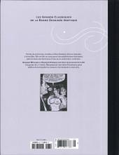 Verso de Les grands Classiques de la Bande Dessinée érotique - La Collection -8663- Paulette - Tome 7
