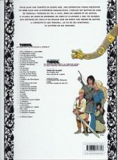 Verso de Thorgal -27b2010- Le Barbare
