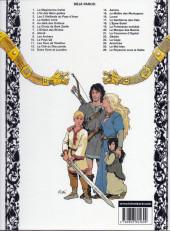 Verso de Thorgal -7d2002- L'Enfant des Étoiles