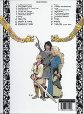 Verso de Thorgal -6c2002- La Chute de Brek Zarith