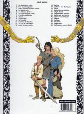 Verso de Thorgal -1d2002- La Magicienne trahie
