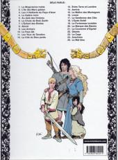 Verso de Thorgal -3e2001- Les 3 Vieillards du Pays d'Aran