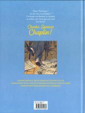 Verso de Chaplin en Amérique -1- Tome 1