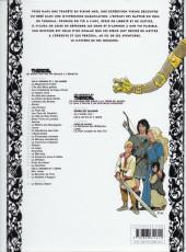 Verso de Thorgal -21c2010- La Couronne d'Ogotaï