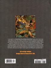 Verso de Savage Sword of Conan (The) - La Collection (Hachette) -48- La furie des presque humains