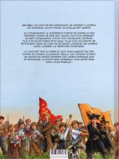 Verso de Les souris de Leningrad -1- Je suis Chapayev