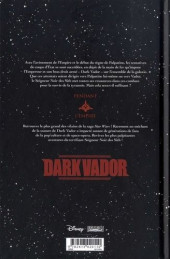 Verso de Star Wars - Dark Vador -INT02- Intégrale II