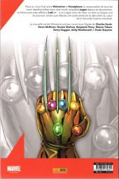 Verso de Wolverine (Marvel France 5e série) (2019) -6- Le retour de wolverine (2)