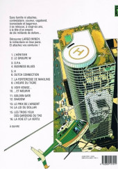 Verso de Largo Winch -1b09- L'héritier