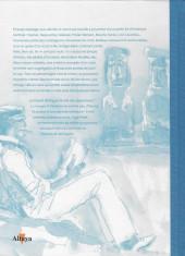 Verso de Tout Pratt (collection Altaya) -18- Corto Maltese - Mû, la cité perdue - 2ème partie