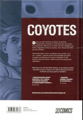 Verso de Coyotes -1- Tome 1