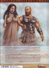Verso de Achille -2- Pour l'amour de Patrocle