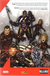 Verso de X-Men (Marvel France 6e série - 2019) -8- Extermination