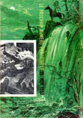 Verso de Indians -54- Aigle Rouge : Quand l'Aigle se venge