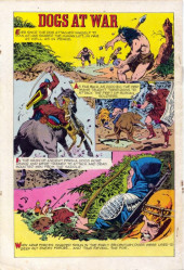 Verso de Combat (Dell - 1961) -30- (sans titre)