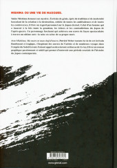 Verso de Mishima - Ma mort est mon chef-d'œuvre