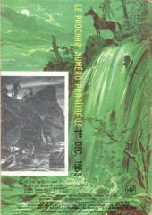 Verso de Indians -55- Dan Brand : Périlleuse mission