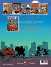 Verso de Zoo Dingo -6- Halloween & Co