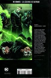 Verso de DC Comics - La légende de Batman -5371- Empereur Pingouin - 1ère partie