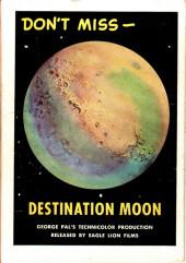 Verso de Fawcett Movie Comic (1949/50) -3- Destination Moon