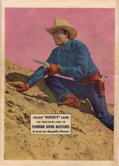Verso de Fawcett Movie Comic (1949/50) -6a- Powder River Rustlers