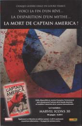 Verso de Civil War Extra -3- Tome 3