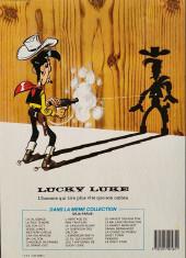 Verso de Lucky Luke -38d1985- Ma Dalton