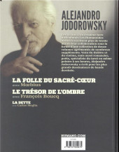 Verso de Alejandro Jodorowsky 90e anniversaire -7- Volume 7