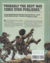 Verso de Blazing Combat (Warren - 1965) -INT01- Blazing combat