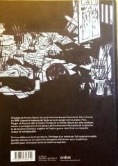 Verso de Francis Bacon - La violence d'une rose