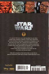 Verso de Star Wars - Légendes - La Collection (Hachette) -9893- Star Wars Legacy - IX. Le destin de cade