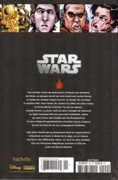Verso de Star Wars - Légendes - La Collection (Hachette) -9999- Star Wars Vector - Tome 1