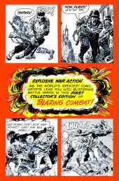 Verso de Blazing Combat (Warren - 1965) -1- (sans titre)