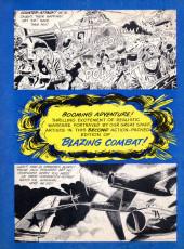 Verso de Blazing Combat (Warren - 1965) -2- (sans titre)