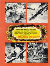 Verso de Blazing Combat (Warren - 1965) -3- (sans titre)