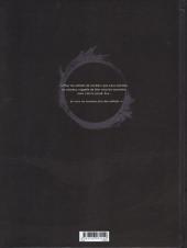 Verso de La horde du Contrevent -2- L'Escadre frêle