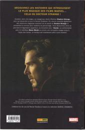 Verso de Marvel Cinematic Universe  -6- Doctor Strange - Prélude