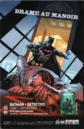 Verso de Batman Bimestriel (Urban Comics) -2- Tome 2