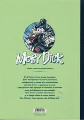Verso de Moby Dick (Mottura) - Moby Dick