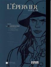 Verso de L'Épervier (Pellerin, chez Eaglemoss) -2- Le rocher du crâne