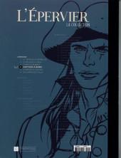 Verso de L'Épervier (Pellerin, chez Eaglemoss) -4- Captives à bord