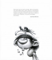 Verso de (Catalogues) Expositions - Quelques héros de la bande dessinée
