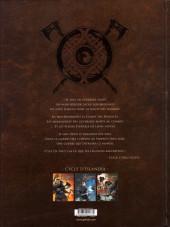 Verso de Serpent Dieu -3- Les Mânes de Loki
